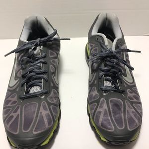 Nike Air Max 2011 GS Grey Sneakers Size Youth US 7